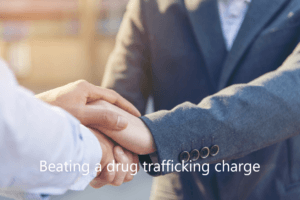 How to beat a drug trafficking charge in south carolina: